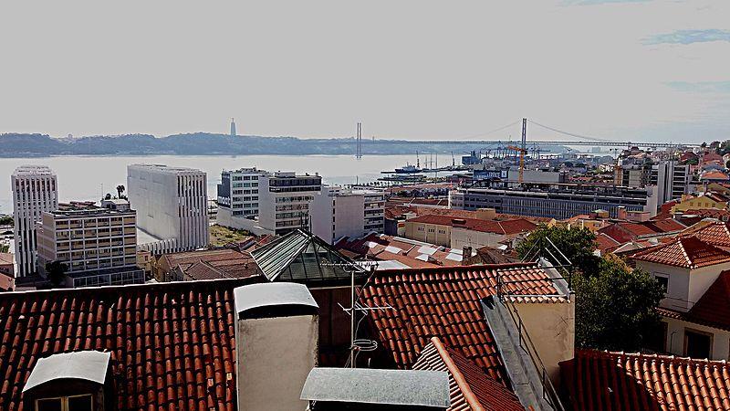 Onde ficar em Lisboa nos arredores do Bairro Alto