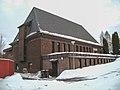 Baksidan av Vasakyrkan, Hedemora.jpg