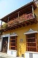 Balcony, Cartagena, Colombia Street Scenes (24418380685).jpg