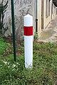 Balise Intersection Route Vonnas St Cyr Menthon 3.jpg