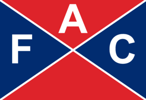 Albion F.C. - Official flag.