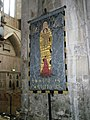 Banner within Southwark Cathedral - geograph.org.uk - 1258014.jpg