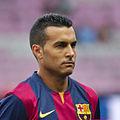 Barça - Napoli - 20140806 - Pedro Rodriguez.jpg