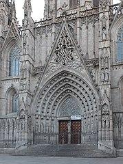 Barcelona Cathedral Santa Eulalia 01.jpg