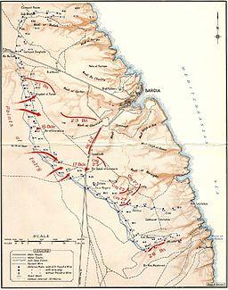 Bardia map