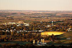 Hình nền trời của Barneveld, Wisconsin