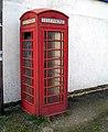 Barrow Haven Telephone Kiosk - geograph.org.uk - 143747.jpg