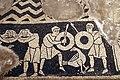 Basilica di San Savino (Piacenza), mosaico con segni zodiacali entro medaglioni, prima metà del secolo xii 02.jpg