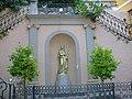 Bastia - Citadelle - golden statue - panoramio.jpg
