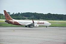 Batik Air Flight 7703 - Wikipedia