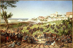 Second Italian War of Independence - Battle of Montebello
