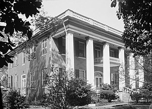 National Register of Historic Places listings in Tuscaloosa County, Alabama - Image: Battle Friedman House