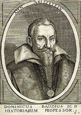 Dominicus Baudius