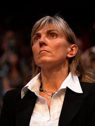 Valérie Létard - Image: Bayrou Bercy 2007 04 18 n 13