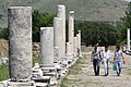 Bazaar Route through Asclepion - Bergama (Pergamon) - Turkey (5747199469).jpg