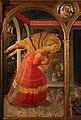 Beato Angelico, Annunciazione di San Giovanni Valdarno, 1432 ca., 02 angelo 1.jpg
