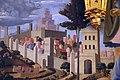 Beato angelico, pala strozzi della deposizione, con cuspidi e predella di lorenzo monaco, 06.JPG