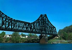 Beaver Bridge (Ohio River) - Beaver Bridge, 1999