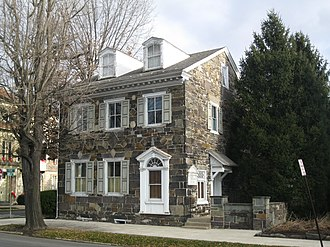 National Register of Historic Places listings in Northumberland County, Pennsylvania - Image: Beck House (Sunbury, Pennsylvania) 1