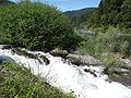 Bedrock Falls Block Salmon Passage up Boise Creek from the Klamath River.jpg