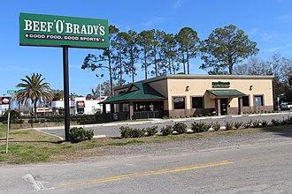 Beef O'Brady's - Beef O'Brady's in Starke, Florida