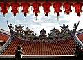 Beigang Beigang Chaotian Temple Dachlandschaft 05.jpg
