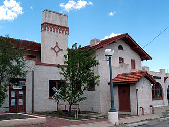 Belen, New Mexico - Harvey House Museum