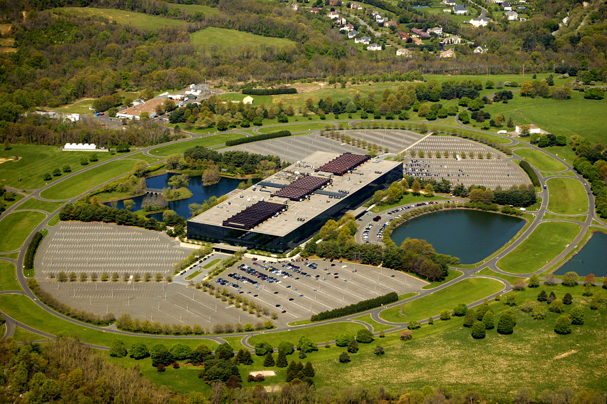Bell Labs Holmdel Complex - Wikipedia