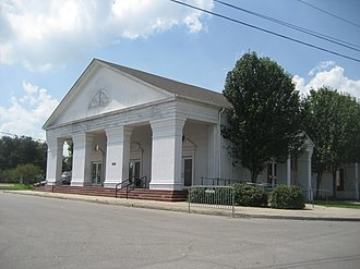 Belle Chasse, Louisiana - Belle Chasse Auditorium