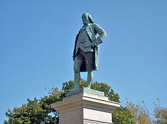 Sigvald Asbjørnsen - Image: Ben Franklin Lincoln Park