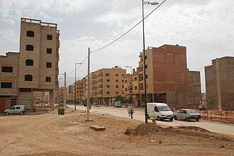 Beni Mellal - Image: Beni Mella,newcity W