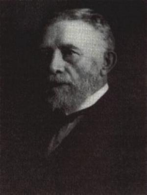 Biblical Scholar Bernhard Lauardus Duhm