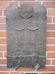 Berlin-kreuzberg flatow-memorial-plaque 20050313 531