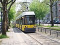 Berlin GT6N-ZR tram, April 2006.jpg