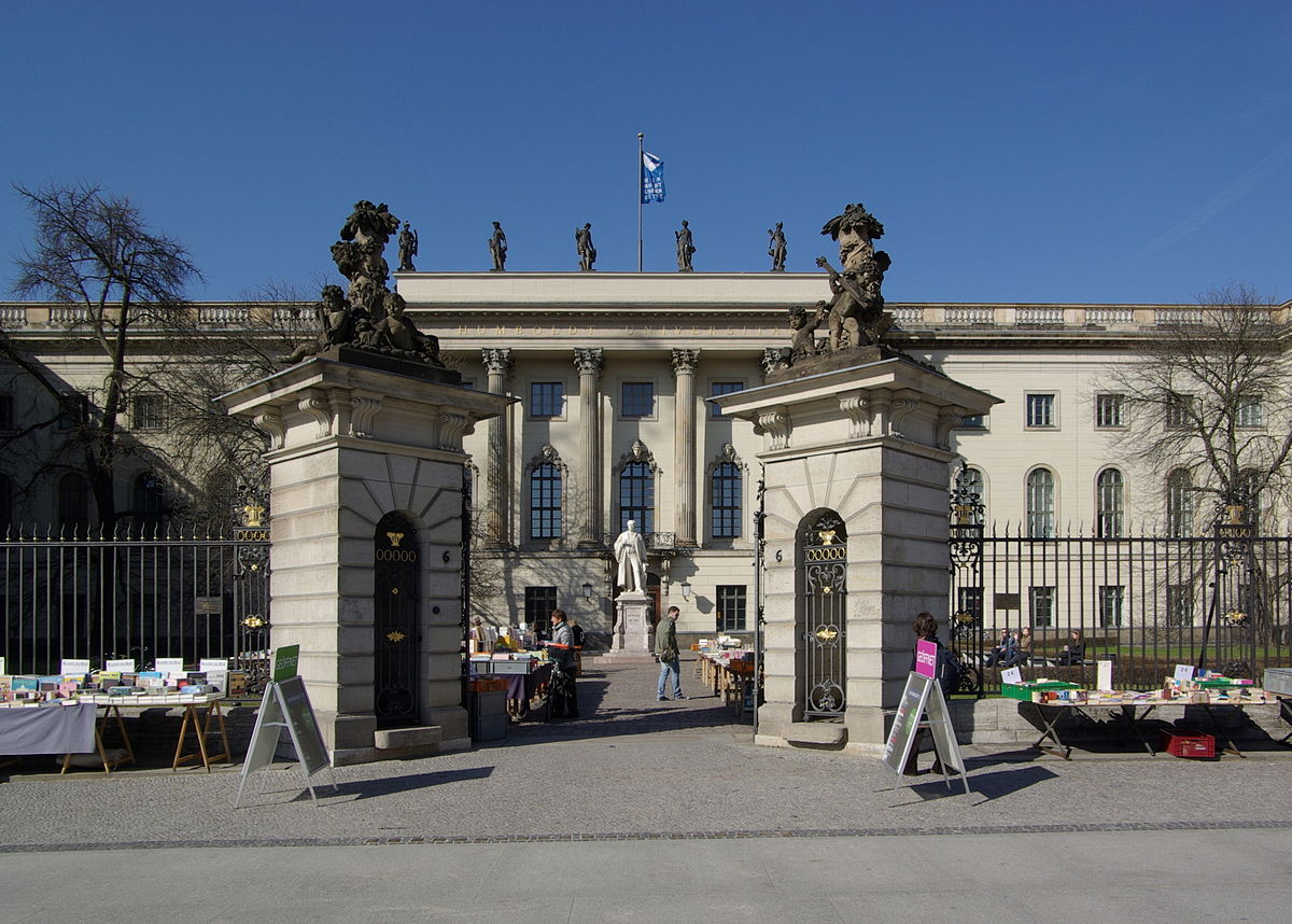 Humboldt Universität Berlin Stellenangebote