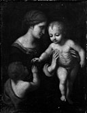 Bernardino Luini - Virgin and Child with St. John - KMS3070 - Statens Museum for Kunst.jpg