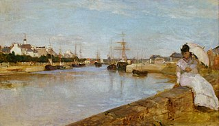 The Port at Lorient
