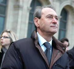 Bertrand Delanoë, le 6 janvier 2006.