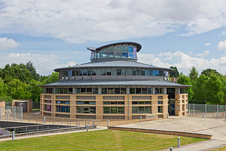 Centre for Mathematical Sciences (Cambridge) - The Betty and Gordon Moore Library