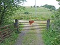Beware of the bull... - geograph.org.uk - 209918.jpg