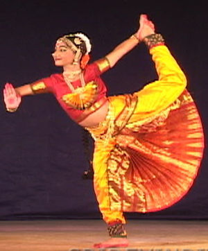 Classical Indian musical theatre - Bharatanatyam