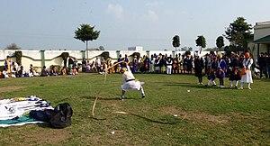 Gatka - Aara demonstration at Sirhind