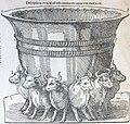 """Biblia, (1547?) """"Descriptio MARIS, ide est vasis continentis aquae vim maximan"""" (9239452658).jpg"""