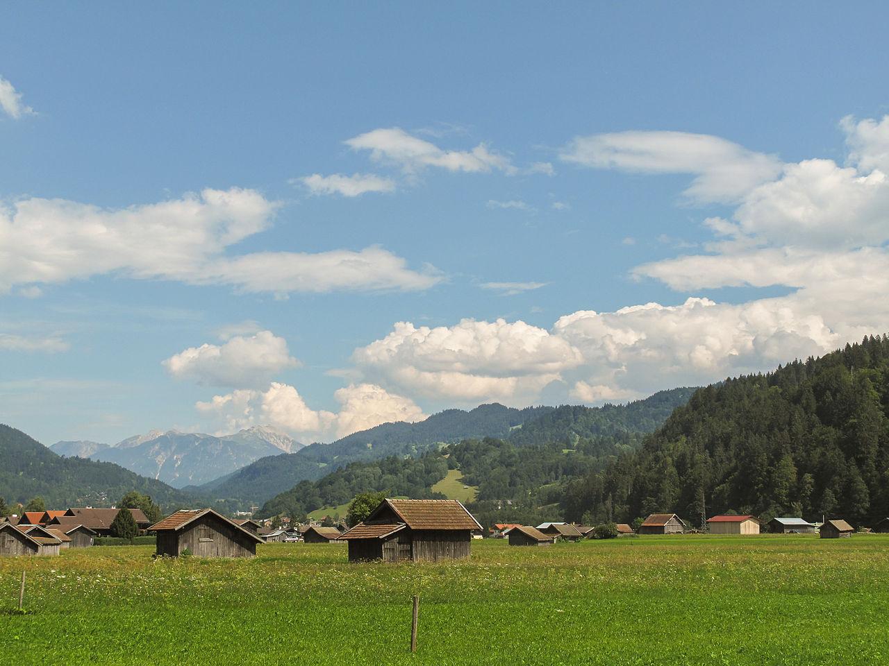 Fichier bij garmisch partenkirchen panorama foto4 2012 08 - Garmisch partenkirchen office du tourisme ...