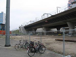 Amsterdam Bijlmer ArenA station - Image: Bijlmert 6