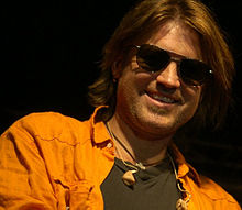 Billy Ray Cyrus 5. oktobra leta 2005