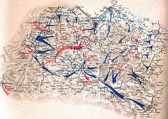 Kozara Offensive - Image: Bitka za Kozaru