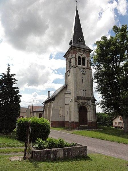 Blémerey (M-et-M) église