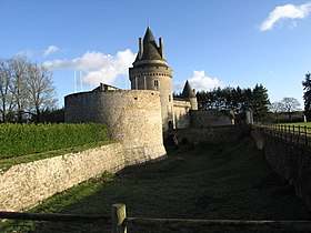 Image illustrative de l'article Château de Blain