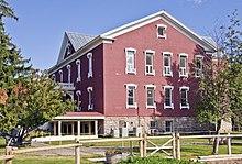 Palacio de justicia del condado de Blaine, Hailey ID1.jpg